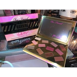 Too Faced Erika Jayne Pretty Mess Palette